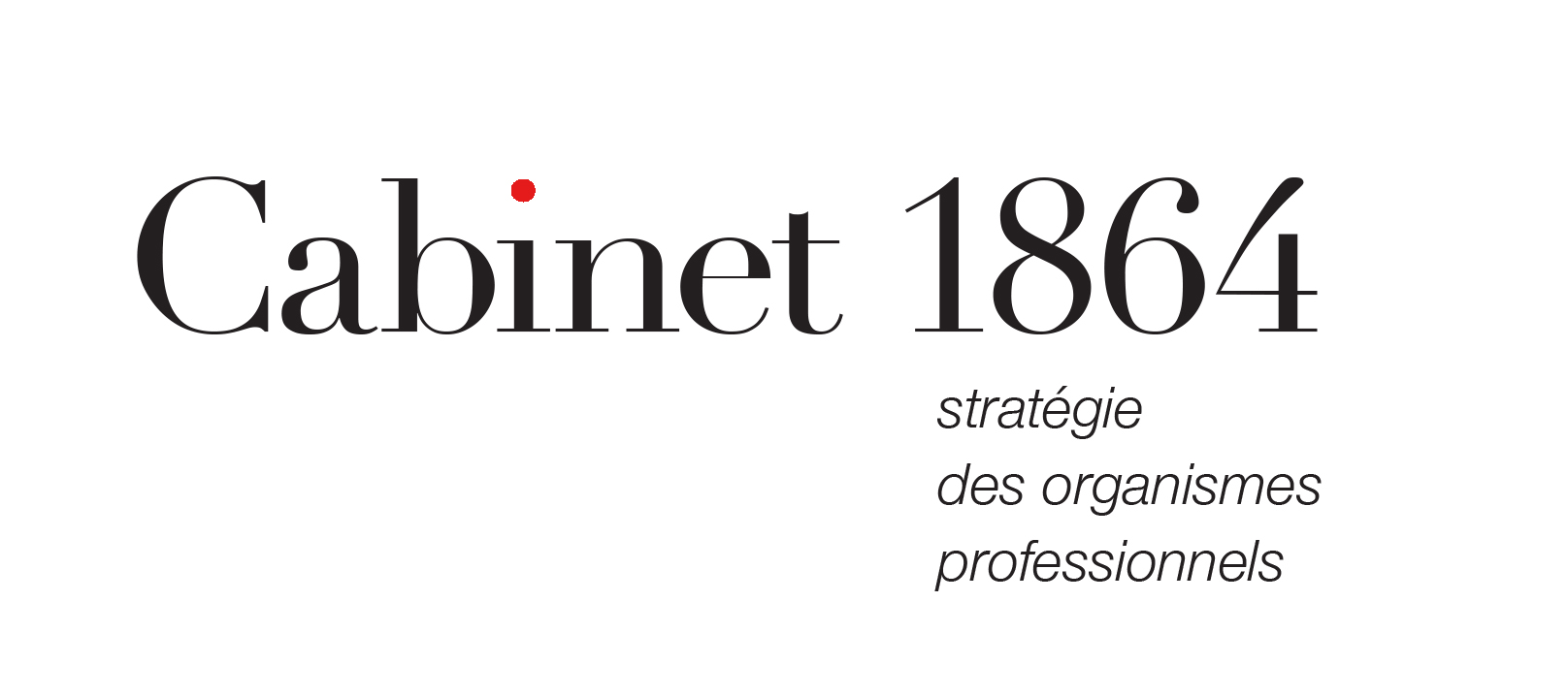 Cabinet 1864 – Stratégie des organismes professionnels